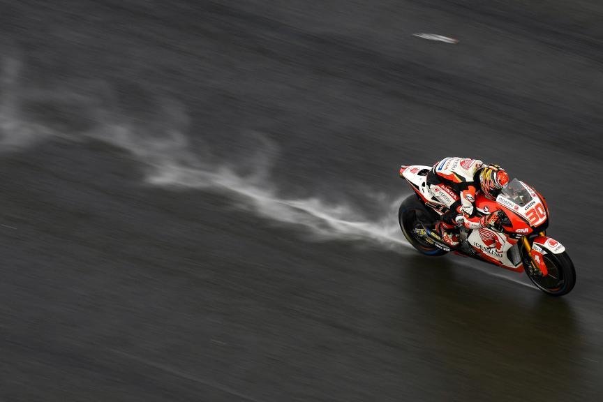 Takaaki Nakagami, LCR Honda Idemitsu, Gran Premio Motul de la Comunitat Valenciana