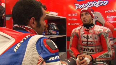 Petrucci and Dovi: The Ducati dream team?