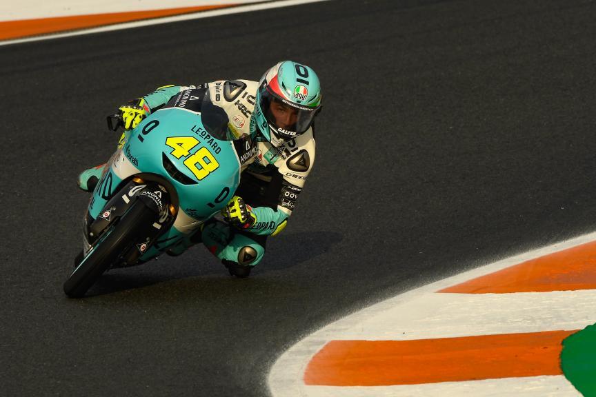 Lorenzo Dalla Porta, Leopard Racing, Gran Premio Motul de la Comunitat Valenciana
