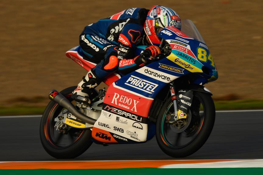 Jakub Kornfeil, Pruestelgp, Gran Premio Motul de la Comunitat Valenciana