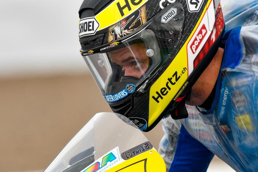 Thom Luthi, Eg 0,0 Marc VDS, Gran Premio Motul de la Comunitat Valenciana