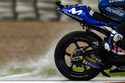 Teams and riders warned over tyre usage