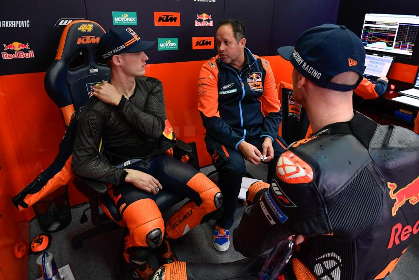 Bradley Smith, Pol Espargaro, Red Bull KTM Factory Racing, Gran Premio d'Italia Oakley