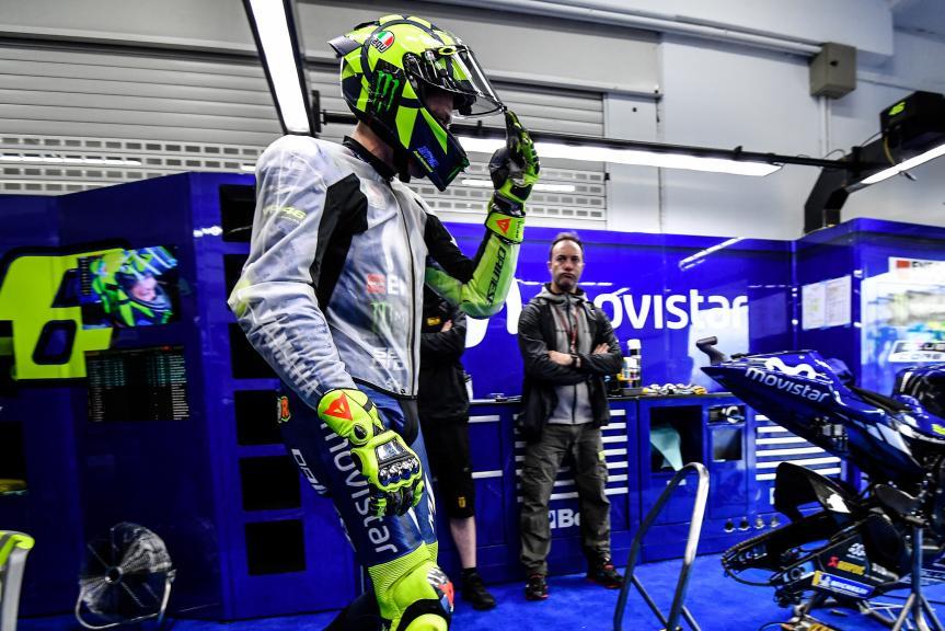 Valentino Rossi, Movistar Yamaha MotoGP, Gran Premio Motul de la Comunitat Valenciana