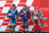Maverick Viñales, Alex Rins, Danilo Petrucci, Gran Premio Motul de la Comunitat Valenciana