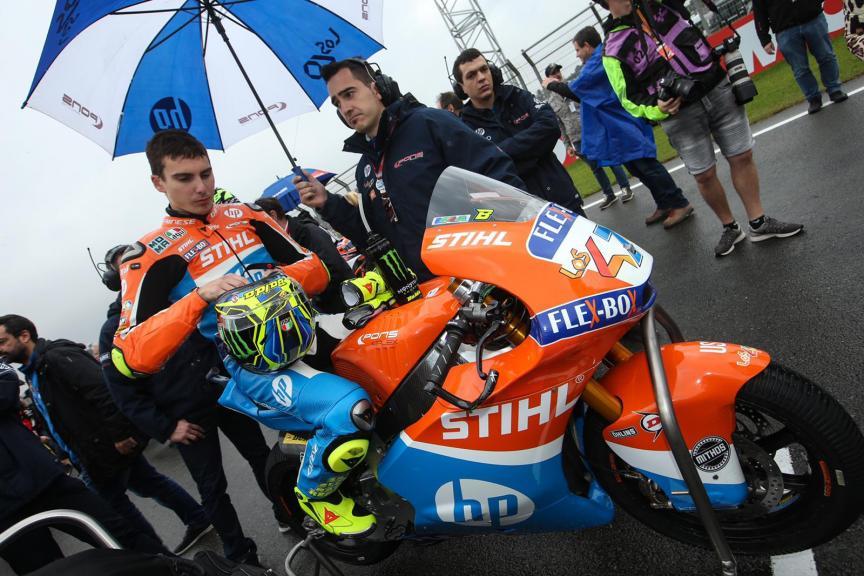 Lorenzo Baldassarri, Pons HP40, Gran Premio Motul de la Comunitat Valenciana