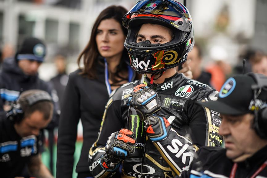 Francesco Bagnaia, Sky Racing Team VR46, Gran Premio Motul de la Comunitat Valenciana