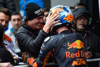 "Pol Espargaro: ""I cannot believe it. This is crazy"""