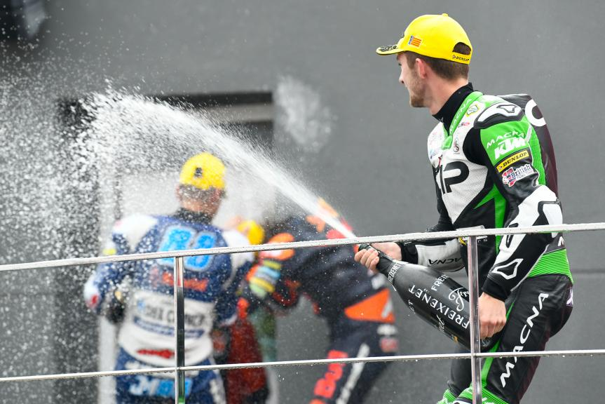 John Mcphee, CIP - Green Power, Gran Premio Motul de la Comunitat Valenciana