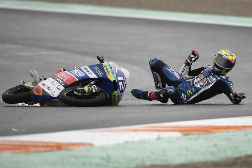 Marco Bezzecchi, Pruestelgp, Gran Premio Motul de la Comunitat Valenciana