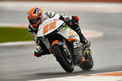 Lowes marca el ritmo en el warm up de Moto2™