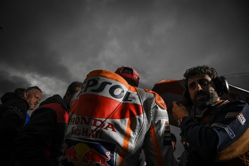 Marc Marquez, Repsol Honda Team, Gran Premio Motul de la Comunitat Valenciana