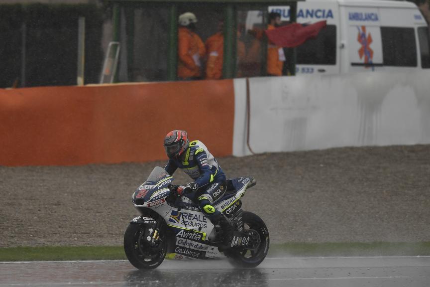 Jordi Torres, Reale Avintia Racing, Gran Premio Motul de la Comunitat Valenciana