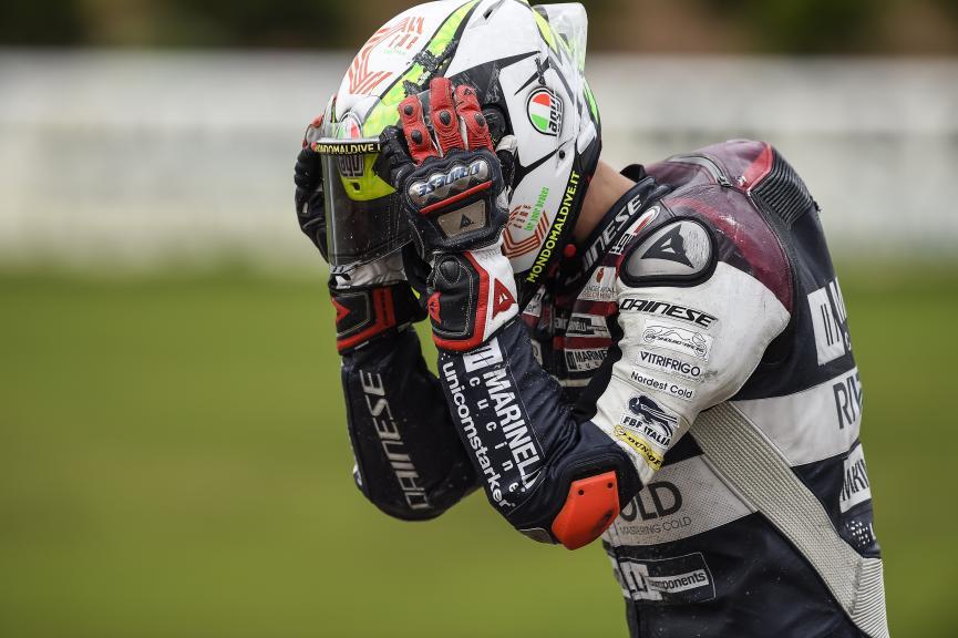 Tony Arbolino, Marinelli Snipers Team, Gran Premio Motul de la Comunitat Valenciana