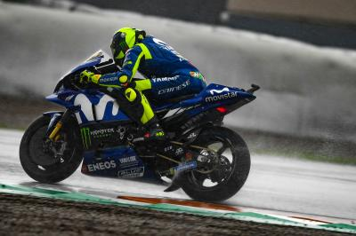 Rossi: strong enough to fight, too far to win