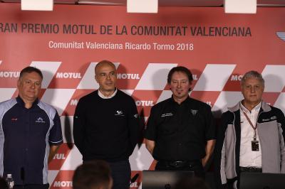 Moto2™: new engine, new era, new philosophy