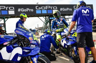 Yamaha arbeitet an sanfterer Kraftentfaltung für 2019