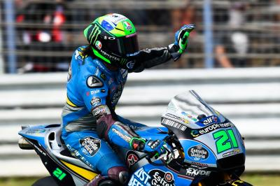 Morbidelli crowned 2018 Rookie of the Year