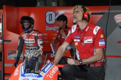 Ducati Corse's Luigi Dall'Igna looks to 2019
