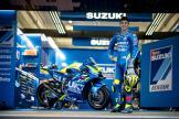 Joan Mir, Team Suzuki Ecstar, Valencia MotoGP™ Test