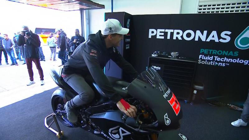 Sudden Improvements From New Engine For Yamaha Motogp