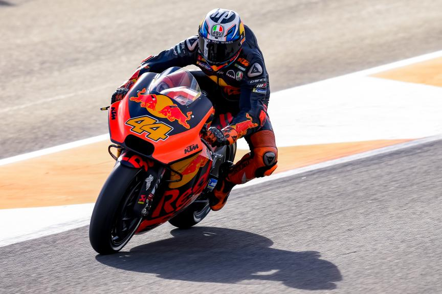 Pol Espargaro, Red Bull KTM Factory Racing, Valencia MotoGP™ Test