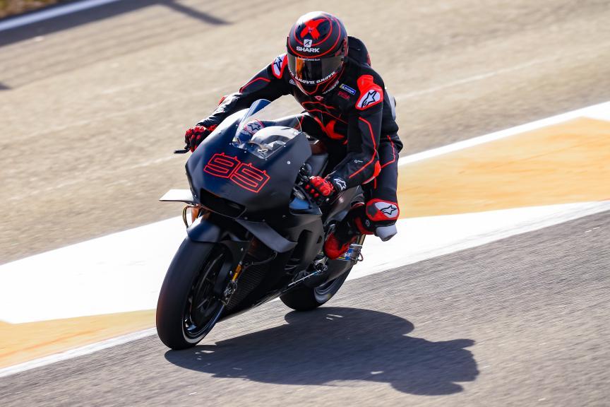 Jorge Lorenzo, Repsol Honda Team, Valencia MotoGP™ Test