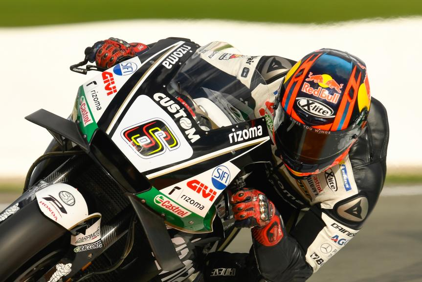 Stefan Bradl, LCR Honda, Valencia MotoGP™ Test