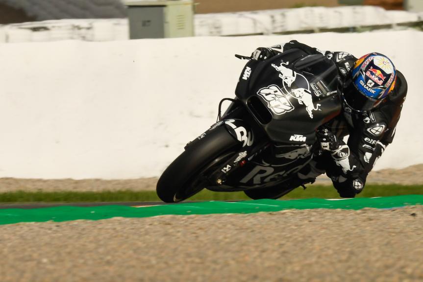 Miguel Oliveira, Red Bull KTM Tech 3, Valencia MotoGP™ Test
