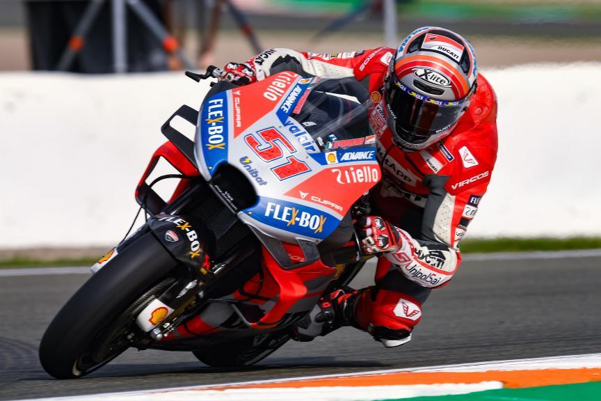 Michele Pirro, Ducati Team, Valencia MotoGP™ Test