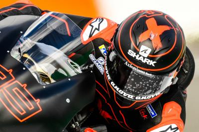 Best photos: Valencia Test Day 1