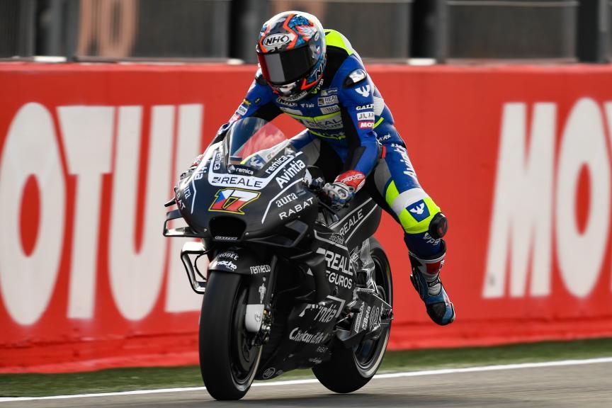 Karel Abraham, Reale Avintia Racing, Valencia MotoGP™ Test