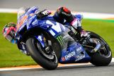 Maverick Viñales, Yamaha Factory Racing, Valencia MotoGP™ Testmav test