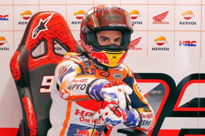 """Marquez: """"Pre-season will be completely different"""""""