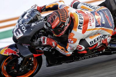 Marquez: 'We concentrated mostly on the engine'