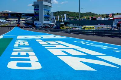 Jerez Test coverage on motogp.com