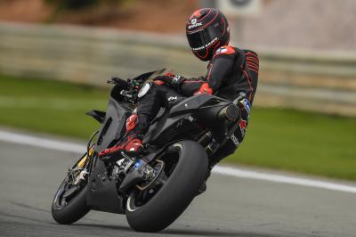 Verpasse nicht den Valencia Test LIVE auf motogp.com!