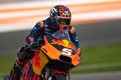 "Zarco left ""disappointed"", Espargaro ""tried many things"""