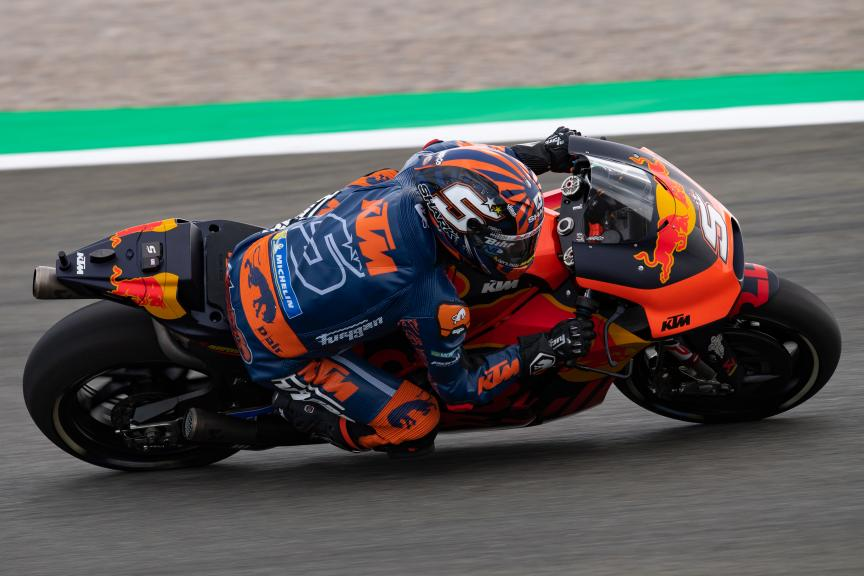 Johann Zarco, Red Bull KTM Factory Racing, Valencia MotoGP™ Test