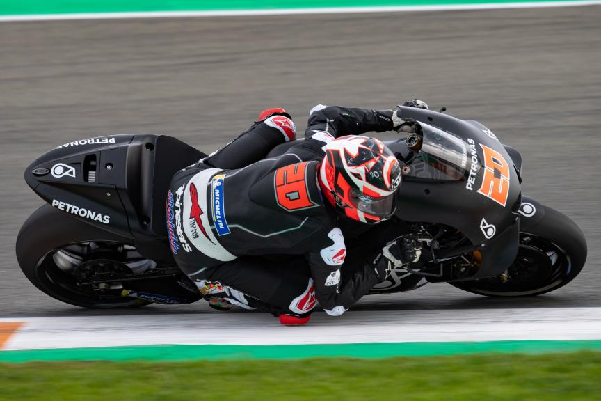 Fabio Quartararo, Petronas Yamaha SRT, Valencia MotoGP™ Test