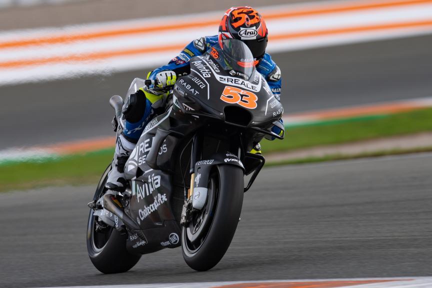 Tito Rabat, Reale Avintia Racing, Valencia MotoGP™ Test