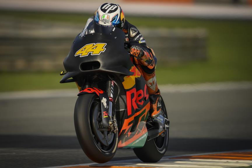 Pol Espargaro, Red Bull KTM Factory Racing, Valencia MotoGP™ Test