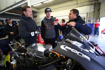 Première journée de Test à Jerez pour le MotoE™