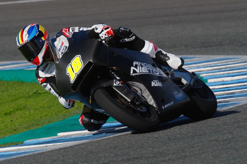 Moto2, Jerez MotoE™-Moto2™ Test