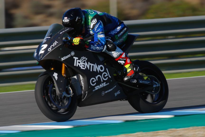 MotoE, Jerez MotoE™-Moto2™ Test