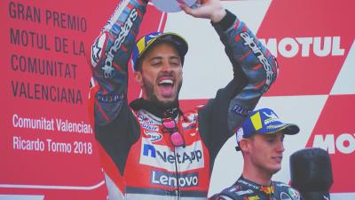 Rewind and relive MotoGP™ Round 19