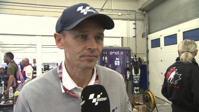 Jerez - Jour 1 : Qu'en a pensé le Directeur du MotoE™ ?