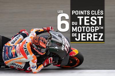 La pré-saison 2019 continue pour le MotoGP™ à Jerez !