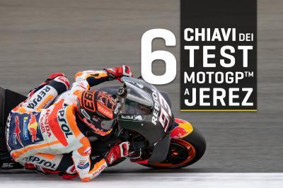 Marquez contro tutti? Il 2019 arriva a Jerez