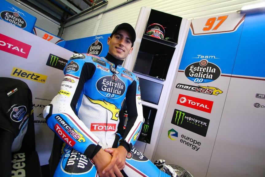 Xavi Vierge, EG 0,0 Marc Vds, Jerez MotoE™-Moto2™ Test